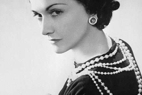 Coco Chanel - pérolas